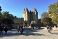 Festung Carcassonne Nov. 2017