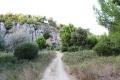 Fußweg zum Lac des Exhales Narbonne-Plage August 2017-2