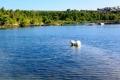 Süßwassersee-in-der-Nähe